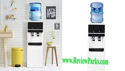 Costway – Water Dispenser with A Beautiful Storage