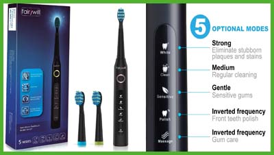 Electric Toothbrush for Your Kids