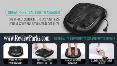 Get the Best Out of Your Foot Massagers