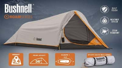 How, Why & What to Look for in a One Person Tent