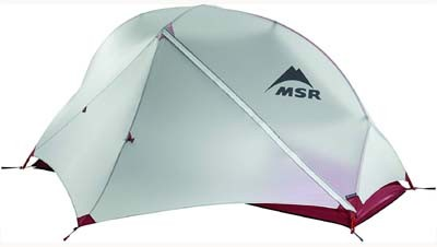 MSR Hubba NX – Lightest Premium 1 Person Tent
