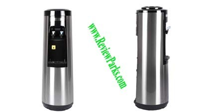 Magic Mountain's Water Pyramid – One Water Cooler & Dispenser for All