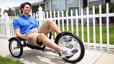 Mobo Shift – Most Insane Tricycle!