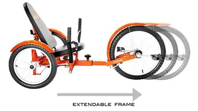 Mobo Triton Recumbent – An Amazing Trike to Have