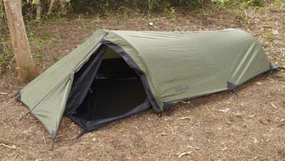 Snugpak – The Lonosphere – Most Compact 1 Person Tent