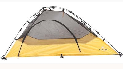 Teton Sports Outfitter – The Easiest to Set Up Tent