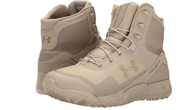Under Armour – Tactical Shoes that Feel Great