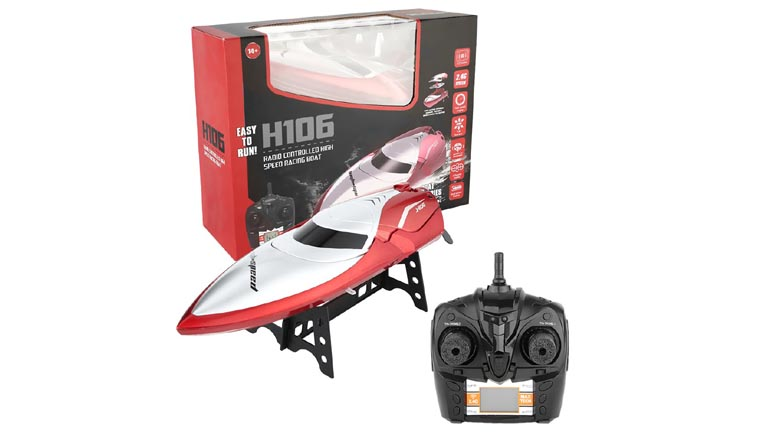 ASGO H 106 RC Racing Boat