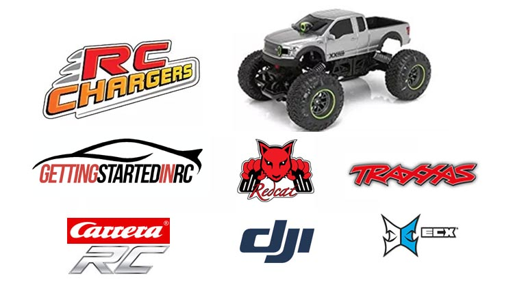 Choose From The RC Top Brands
