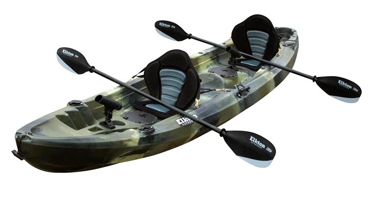 Elkton Outdoor Tandem 2 Person Kayak
