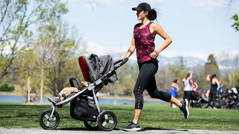 Find Differences for Jogging stroller