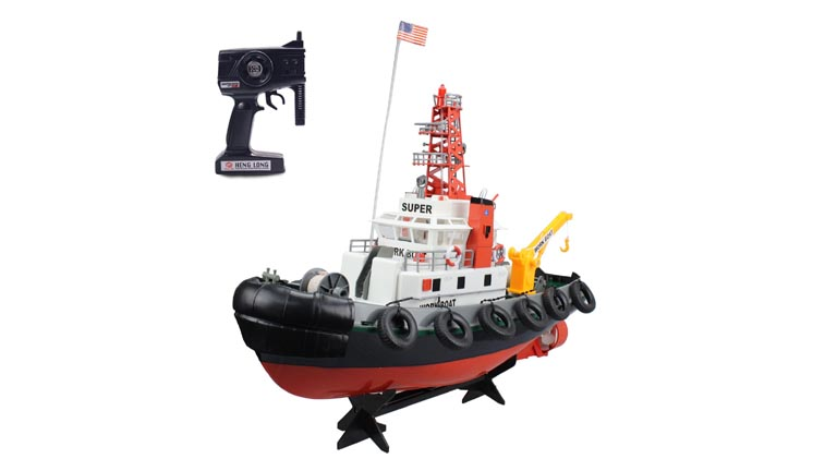 Fistone Tugboat RC boats