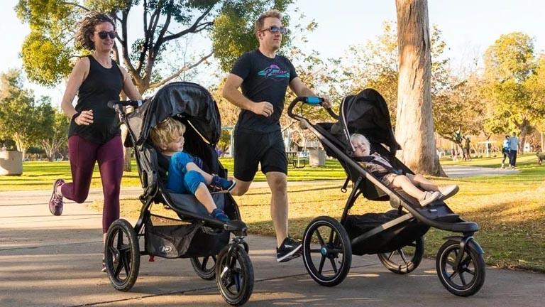 Make Sure Your Jogging Stroller is Comfy