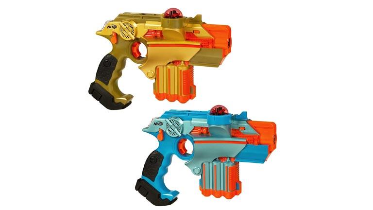 Nerf Phoenix LTX Laser Gun