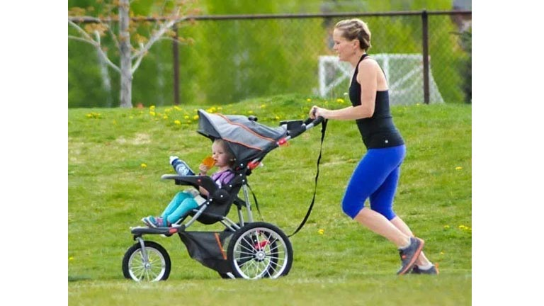 Pack Not Too Much Jogging Stroller