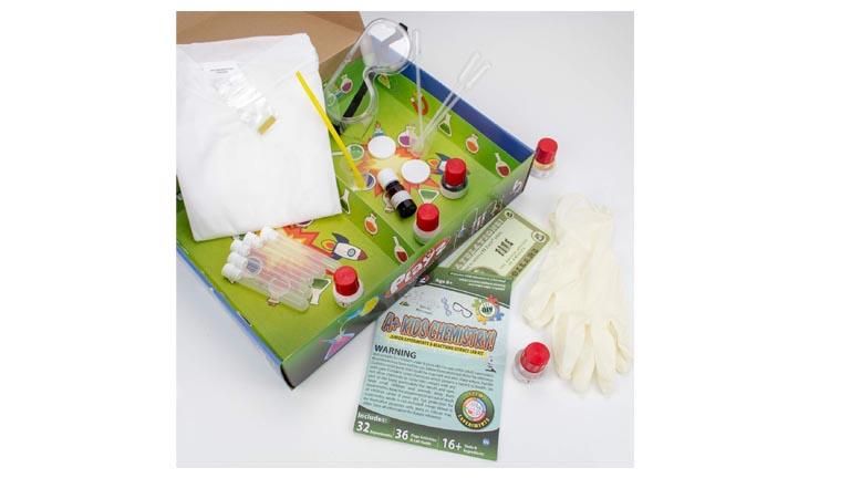 Playz A+ Kids Chemistry Science Toys