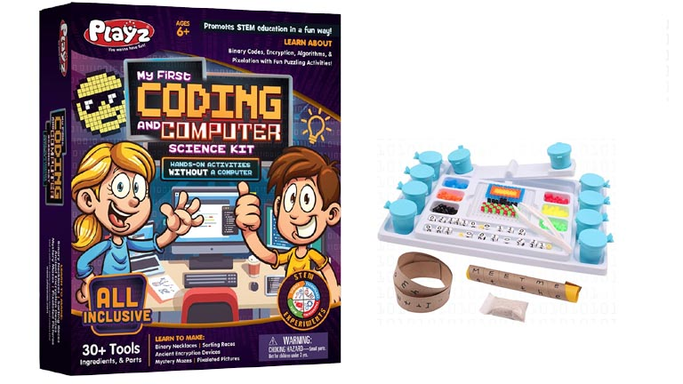 Playz My First Computer & Science Kit