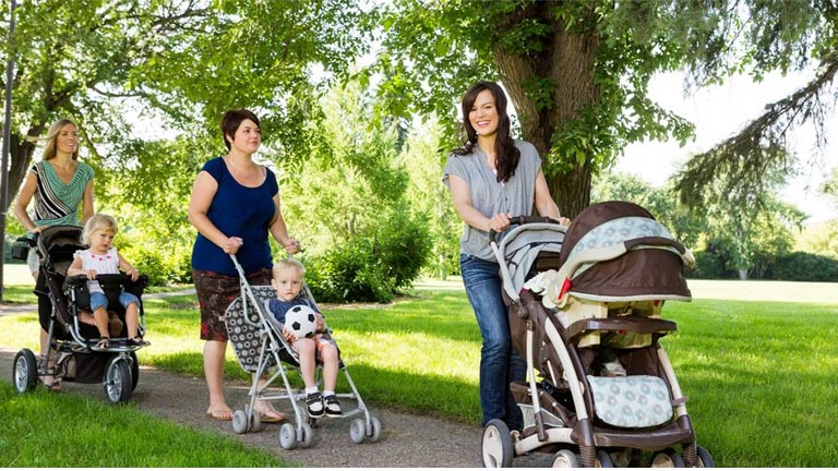 Safety and Comfort in Running with a Jogging Stroller