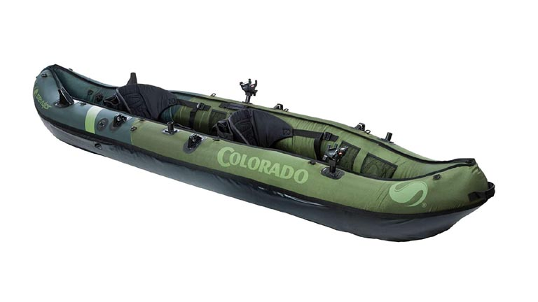 Sevylor Coleman Colorado 2 kayak