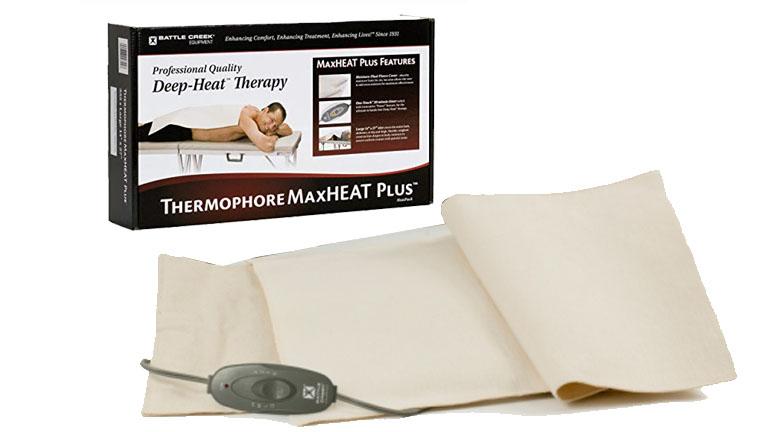 Thermophore MaxHEAT Plus by Battle Creek Heating Pad