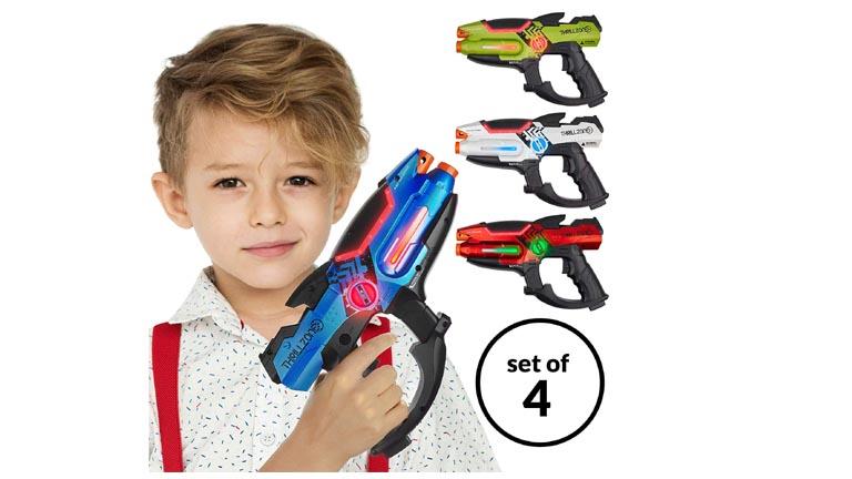 Thrillzone Laser Tag Gun Set
