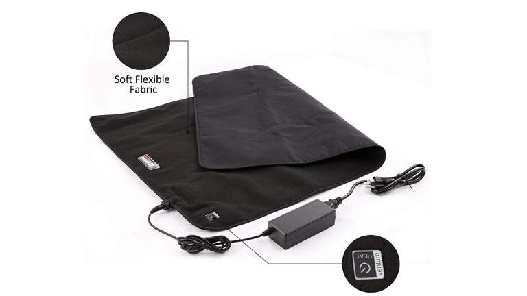Venture Heat Far Infrared Heating pad